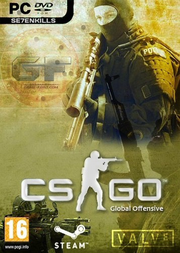Counter-Strike: Global Offensive v1.21.4.1 [P] [RUS / Multi] (2012)